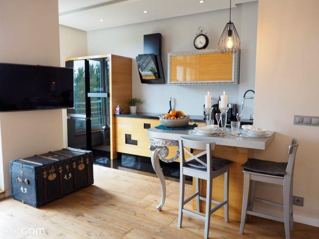 Luksusowy apartament z widokiem na Wisłę