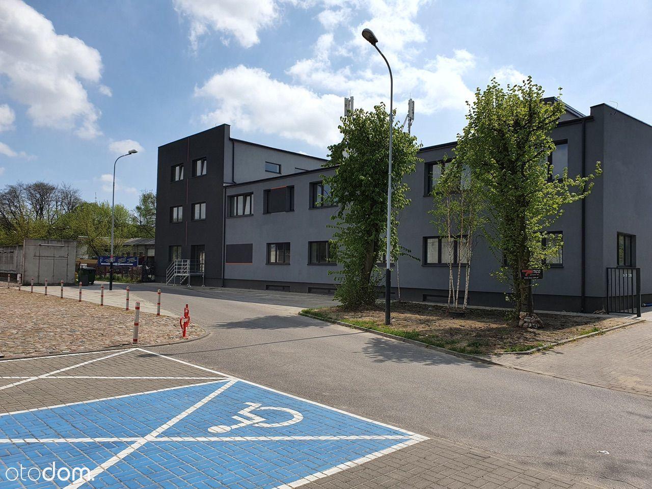 Nowy budynek biurowo-magazynowy na Marysinie