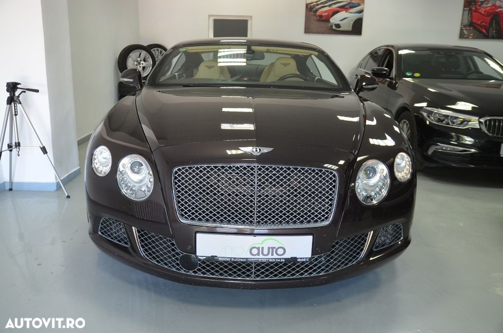 Bentley Continental - 6