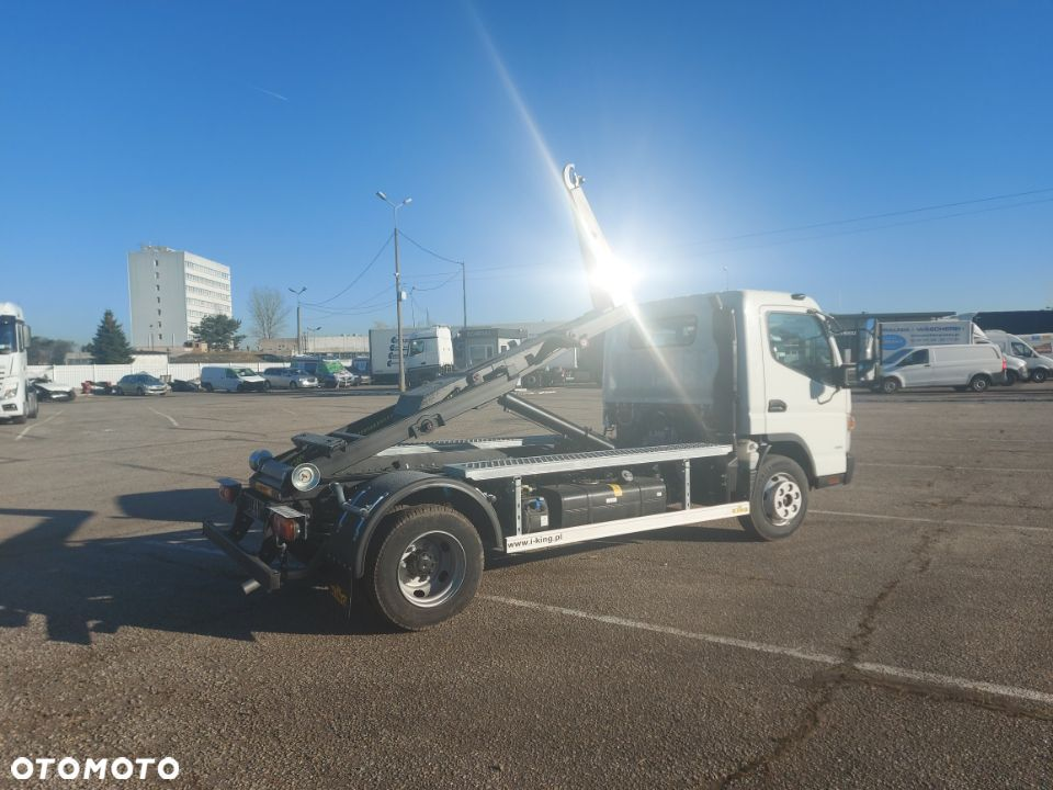 FUSO CANTER 7C15  Fuso Canter 7C15 hakowiec - 4