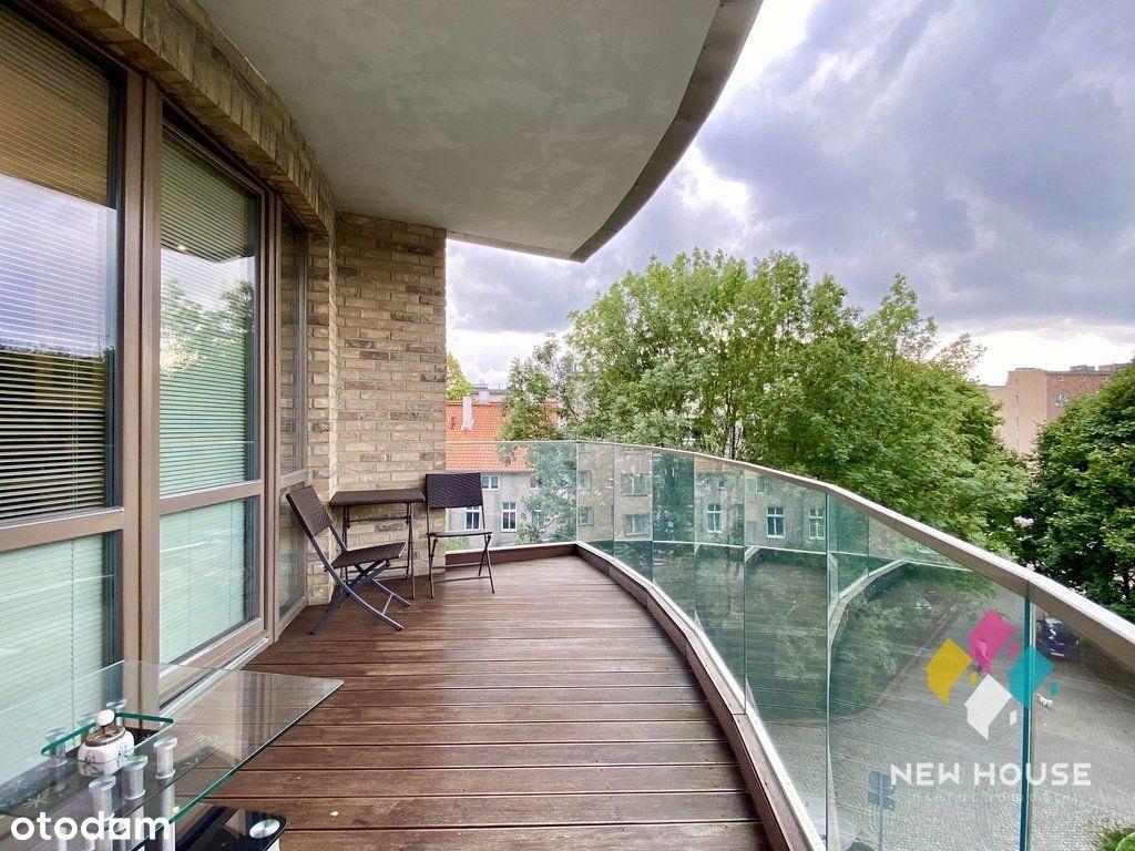 Łyna Park, Apartament, b.dobry standard, balkon