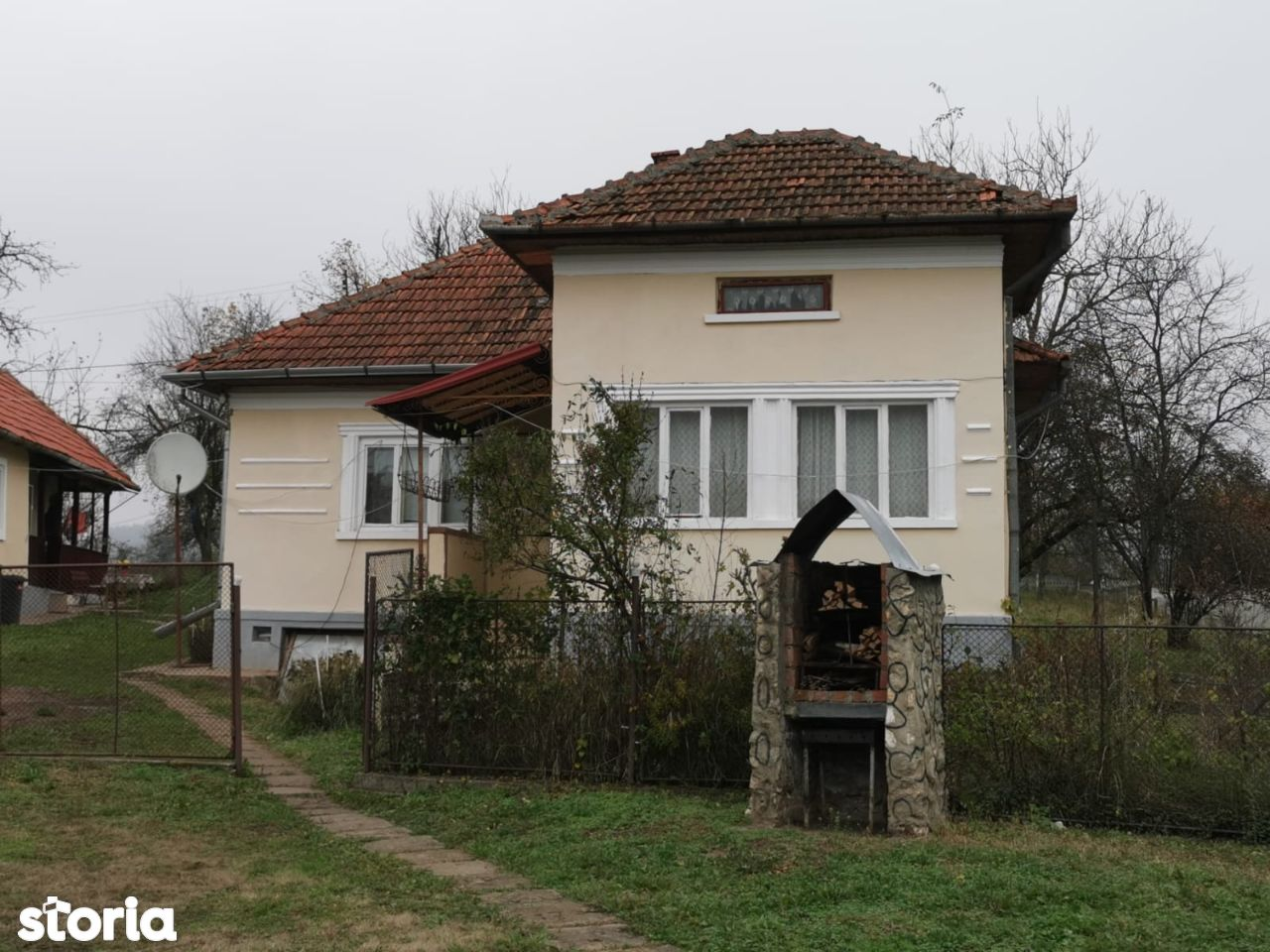 Casa de vanzare in sat Hartagani, comuna Baita+BONUS 70 ARI PADURE