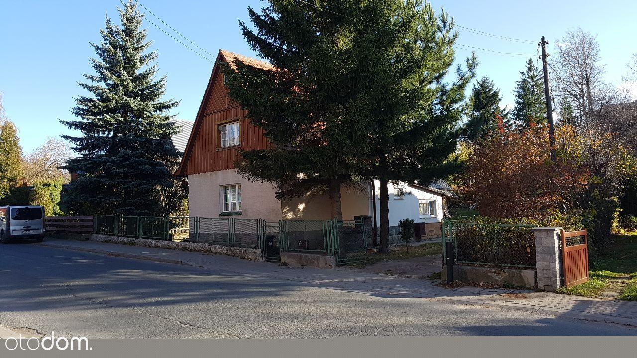 Dom w centrum Szklarskiej z możliwością rozbudowy