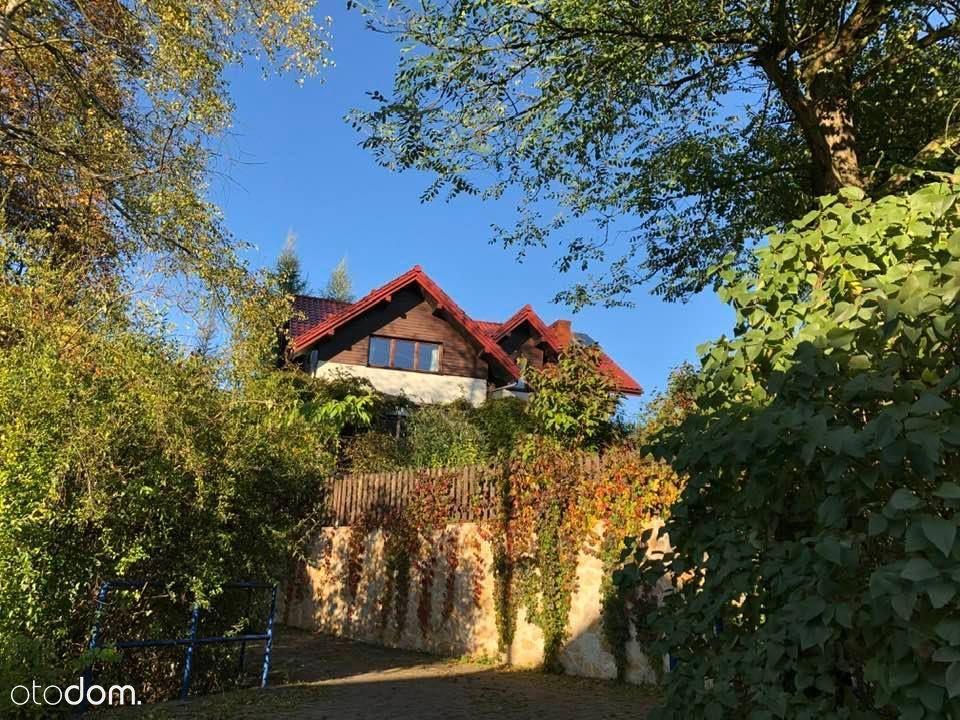 Piękny dom z ogrodem blisko Bramy Bolechowickiej