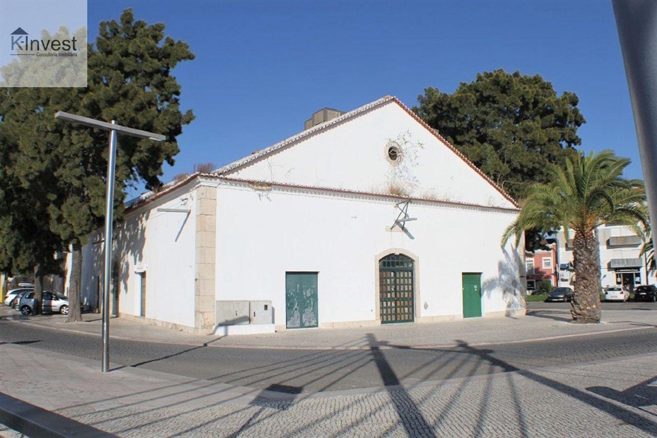Edifício com Projeto Aprovado Hotel - Montijo