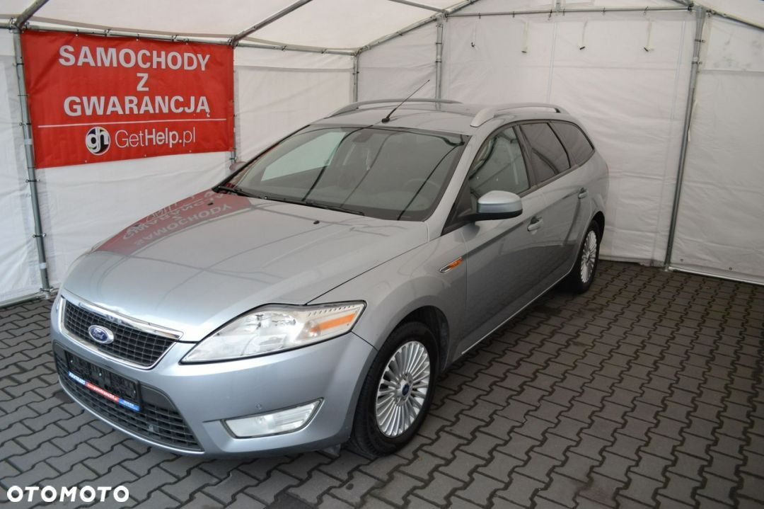 Ford Mondeo Ford Mondeo Mk4 // 2008 R // Tempomat // 4x El. Szyby - 2