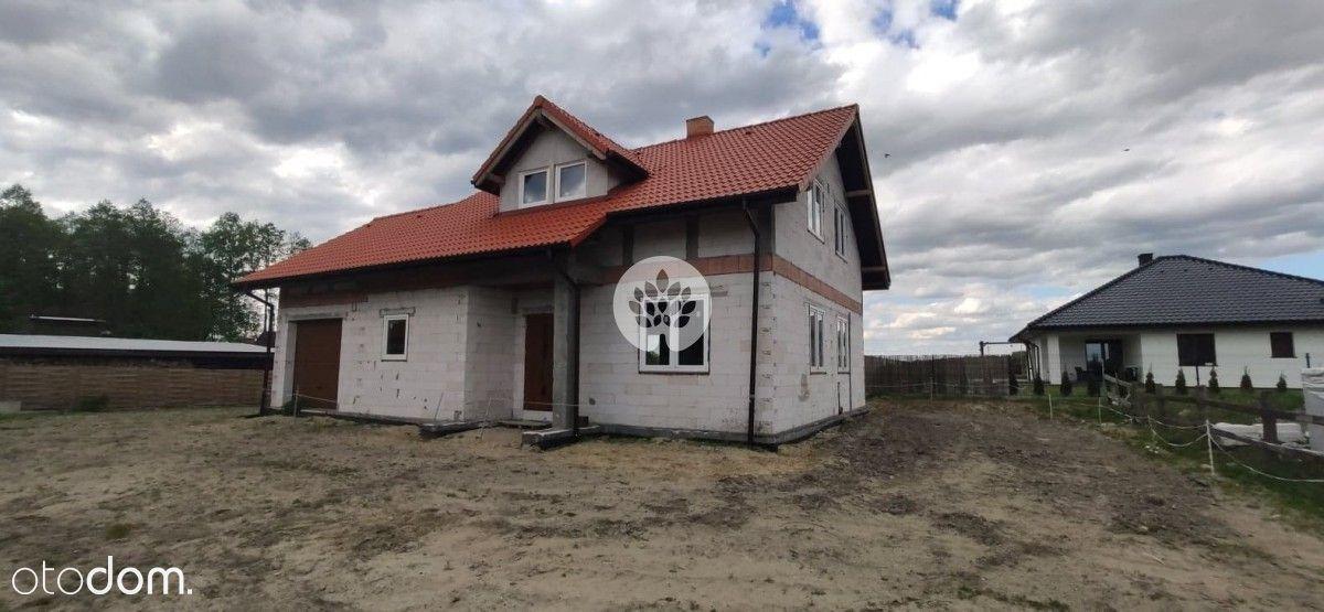 Dom 20 minut od Bydgoszczy(stan surowy)