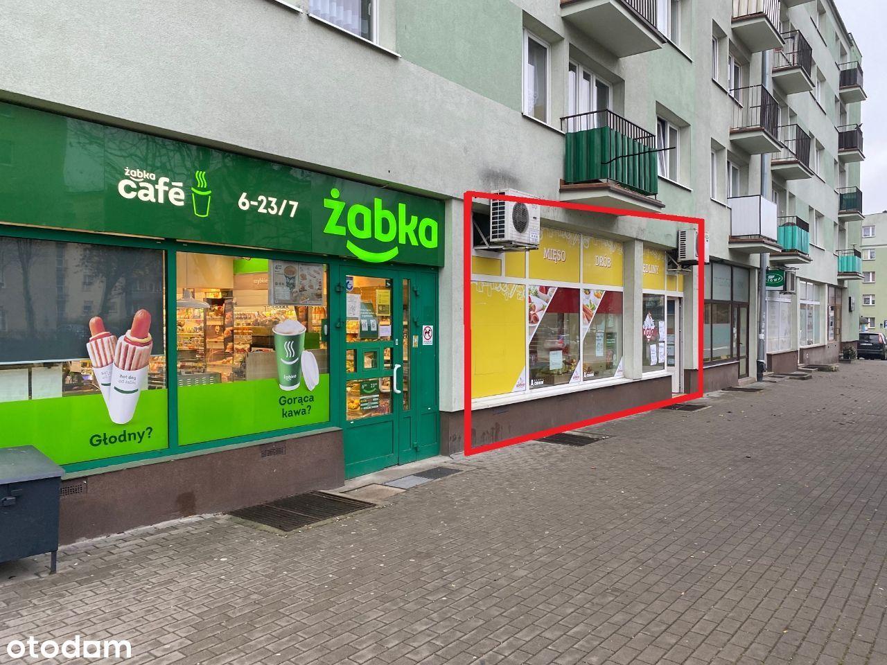 Lokal na wynajem w samym centrum Ciechanowa