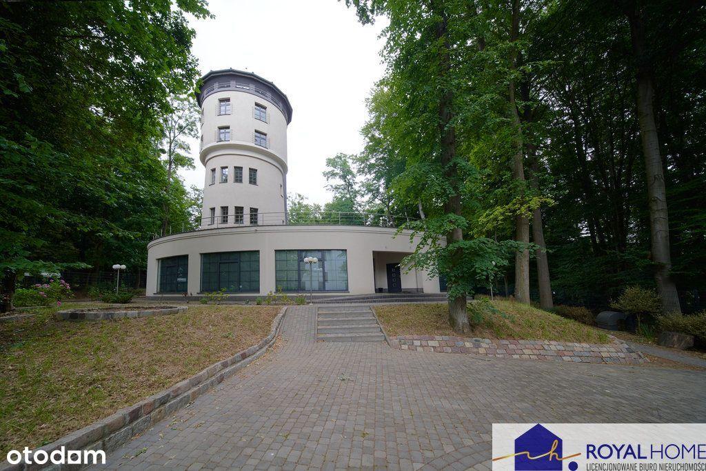 obiekt na działalność medyczną w Parku Chopina