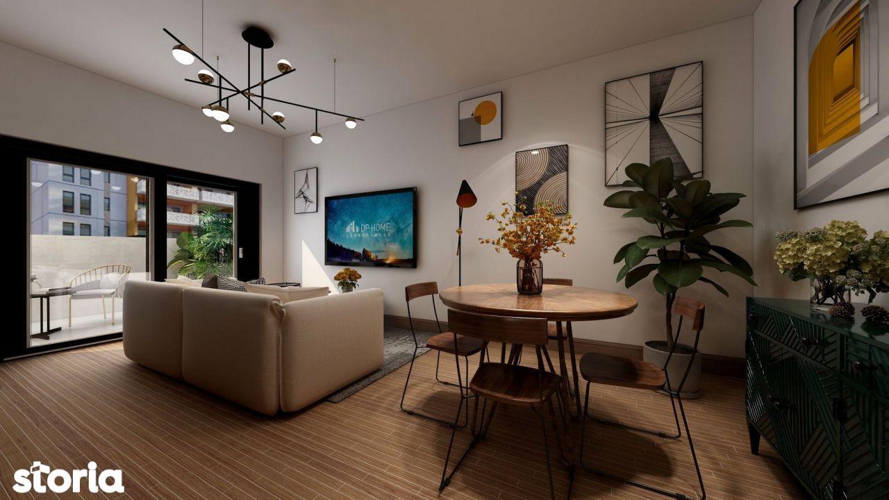 Apartament 3 camere in ansamblu cu piscina privata!