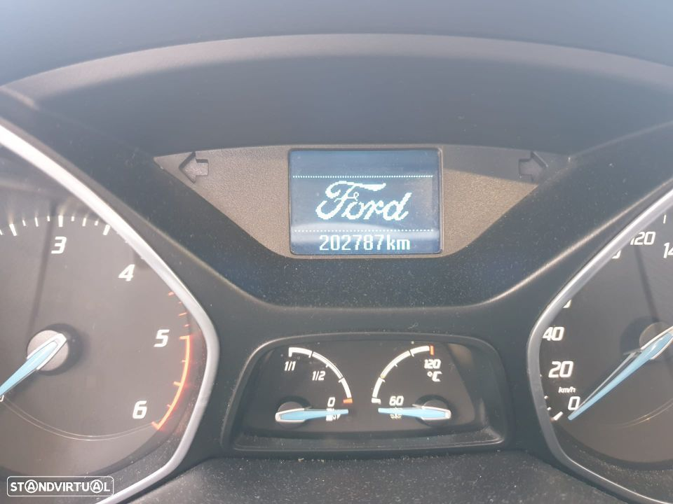 Ford Focus SW 1.6 TDCi Trend - 4