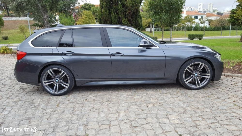 BMW 325 d Touring Pack M - 4