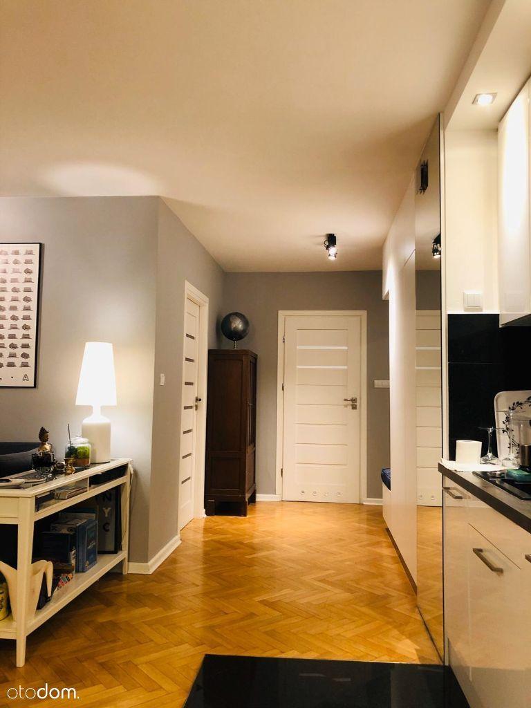 Mieszkanie Wawa Śródmieście + Garaż podziemny