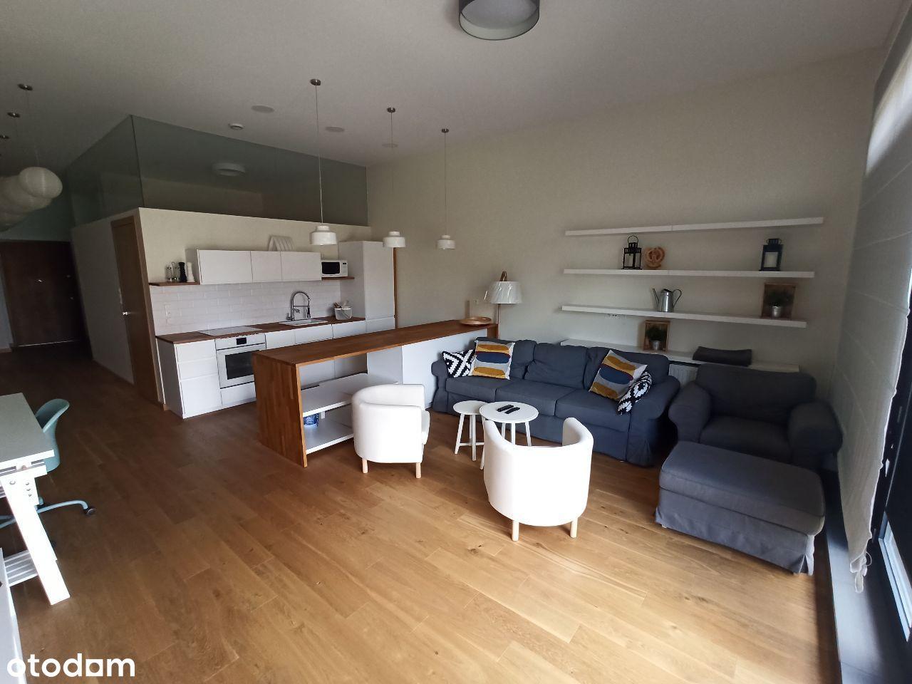 Mieszkanie wynajem/zakup od Zaraz loft u Scheibler