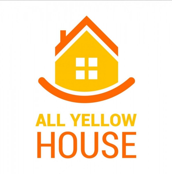 All Yellow House