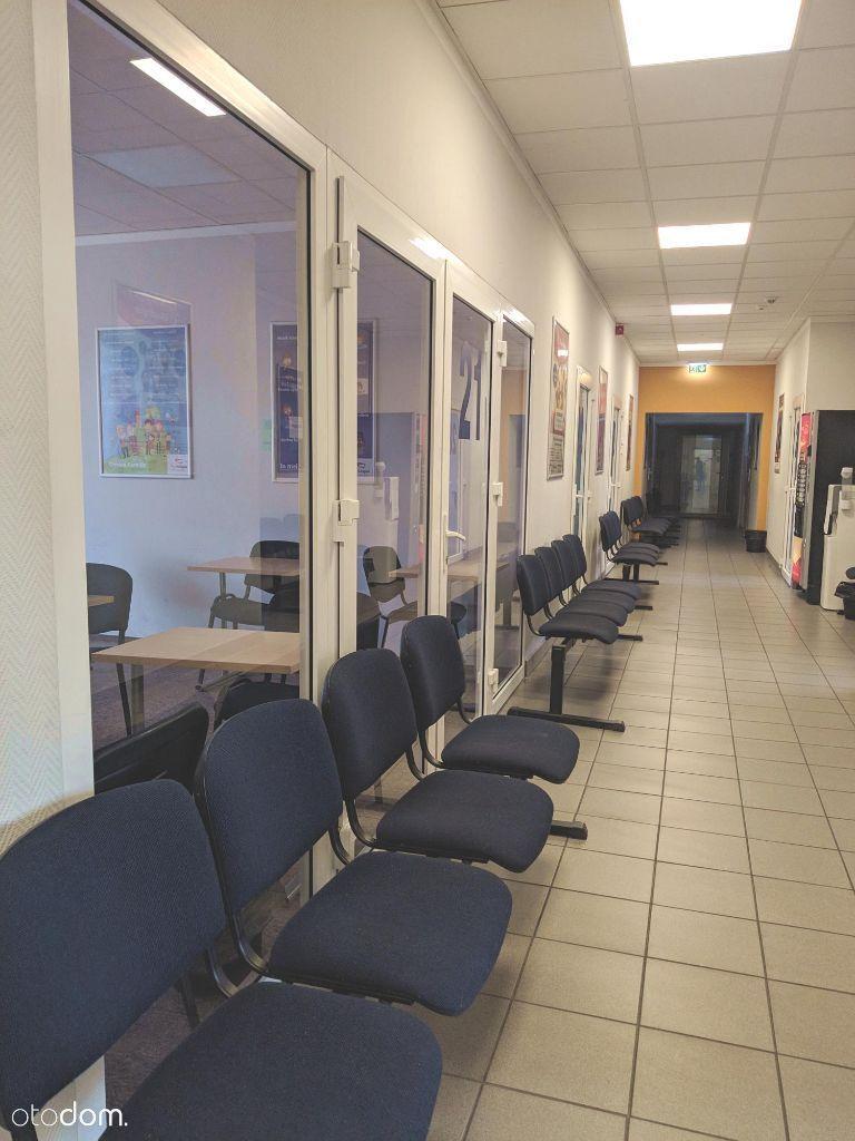 biura ul. 27 Grudnia - 3 piętro biurowca 400 m2