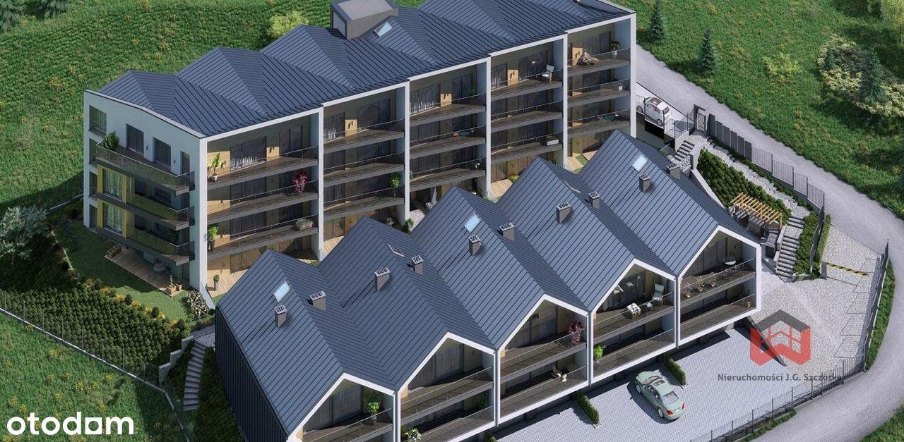 Wisła; Widokowy Apartament;Duży Balkon; Lokal M 18