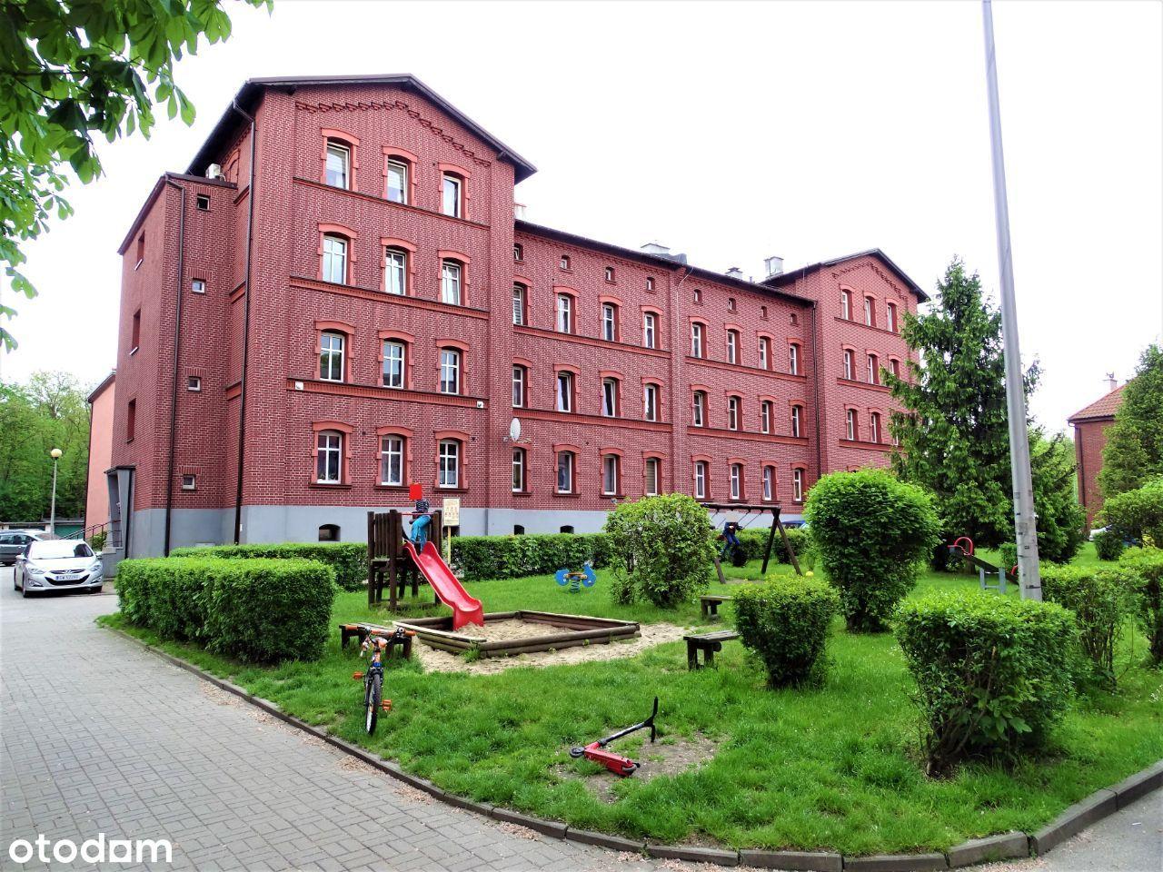 Mieszkanie 37 m2, piętro 2. Świętochłowice- Zgoda