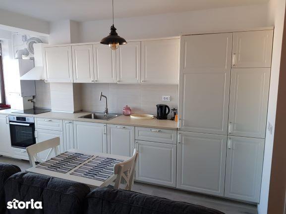Apartament spre inchiriere in bloc nou , Str Calea Nationala 42C