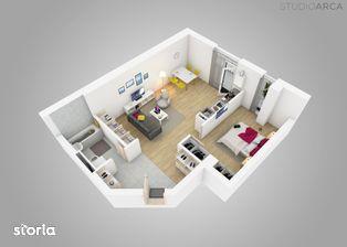 Apartament 2 camere langa Iulius Town, in Vivalia Grand V6