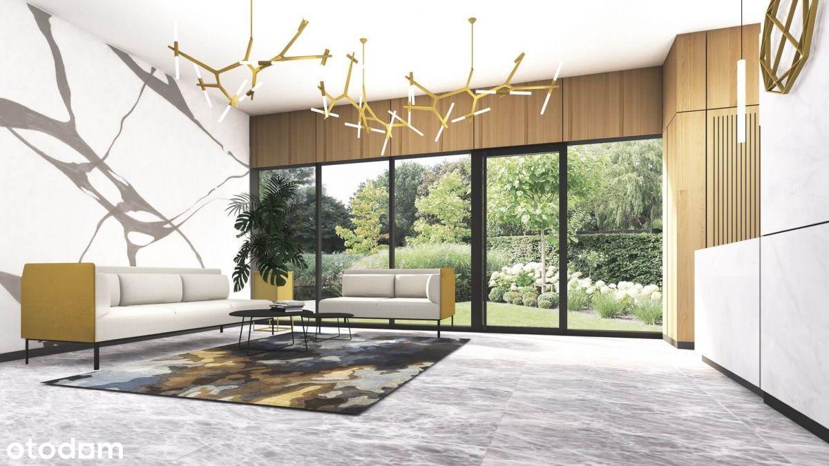 Apartament w designerskiej inwestycji na Mokotowie