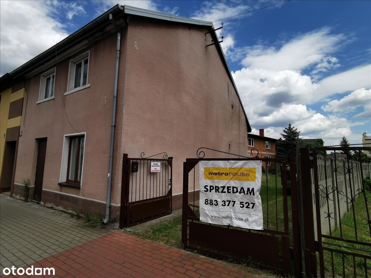 Dom, 85 m², Poddębice