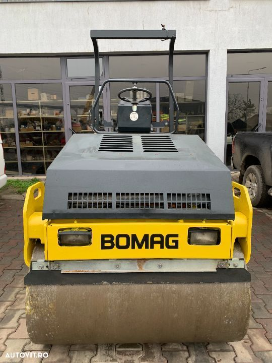 Bomag Cilindru Compactor Bomag BW 120 AD-3  3.5t - 3