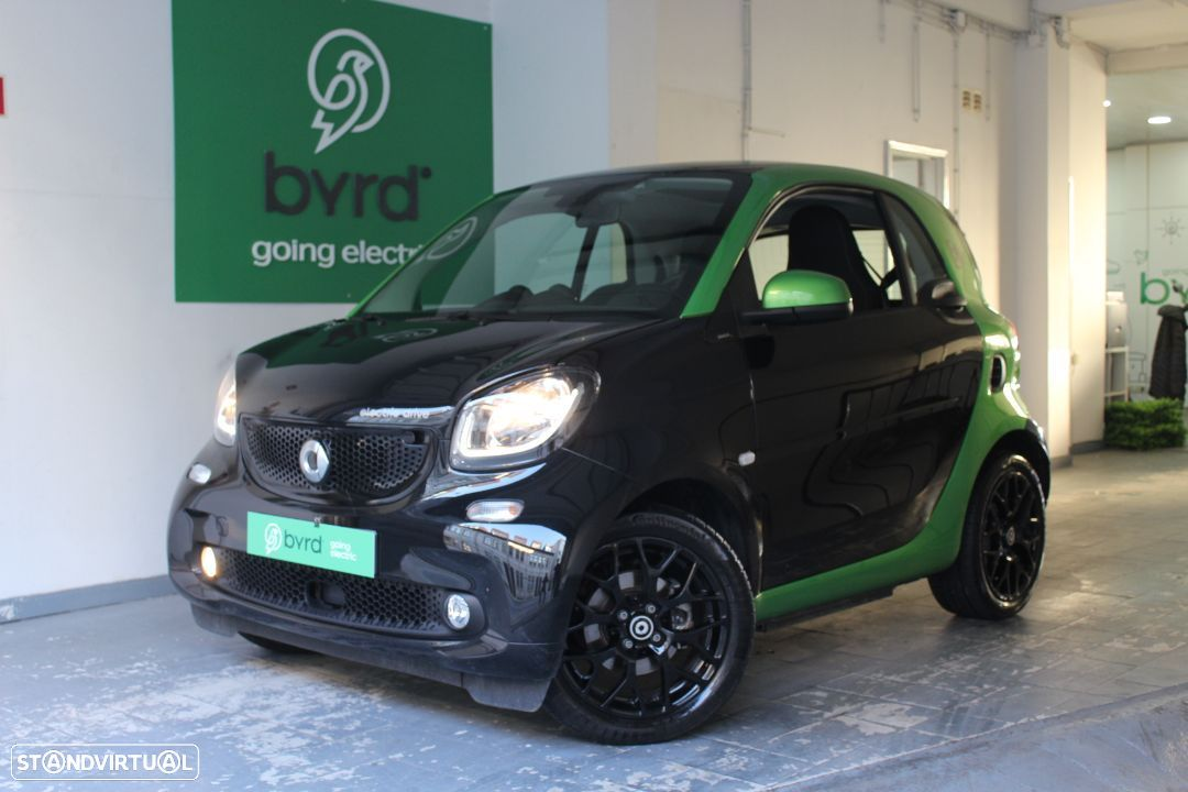 Smart ForTwo Electric Drive Passion - 44