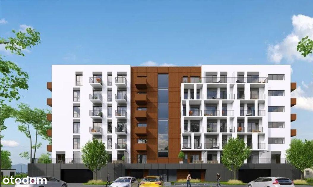Marcinkowskiego 11 |KTM 20 2 pokoje + balkon