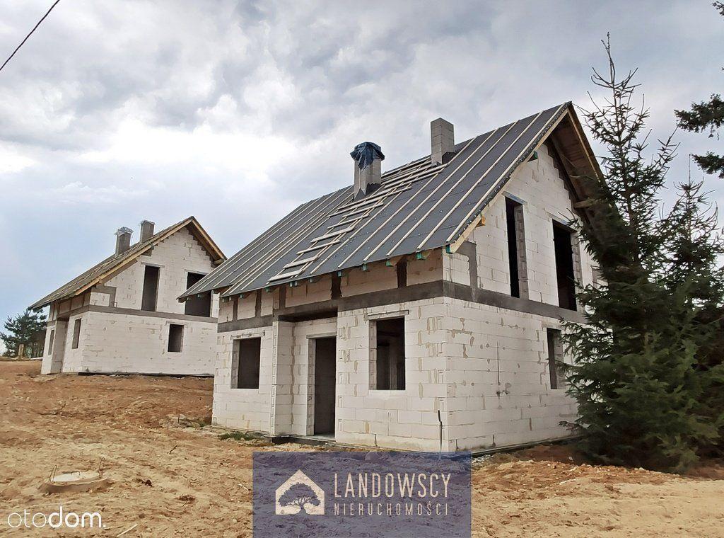 Nowy dom pod lasem na Kociewiu dla Ciebie!