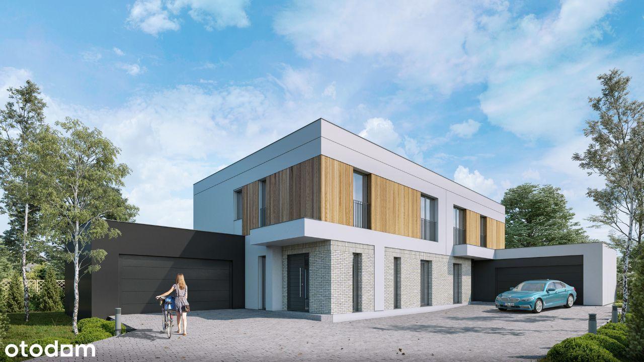 Dom 180m2, podwójny garaż, Białołęka Dworska, 2021