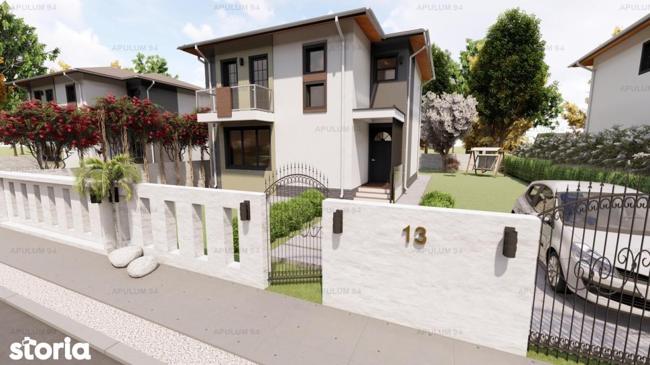 Casa noua P+1E, 118 mp utili, Sabareni