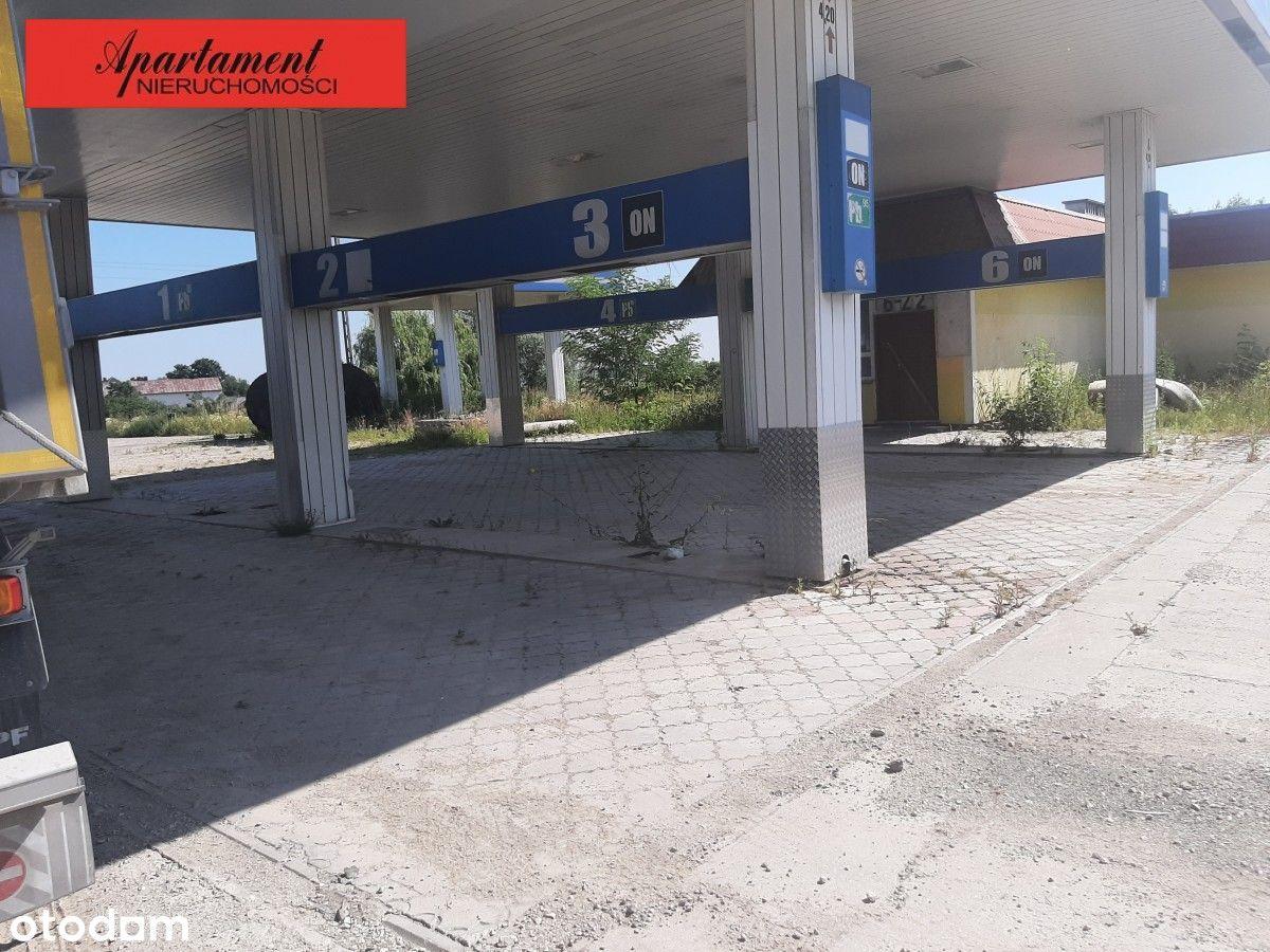 Stacja benzynowa na wynajem