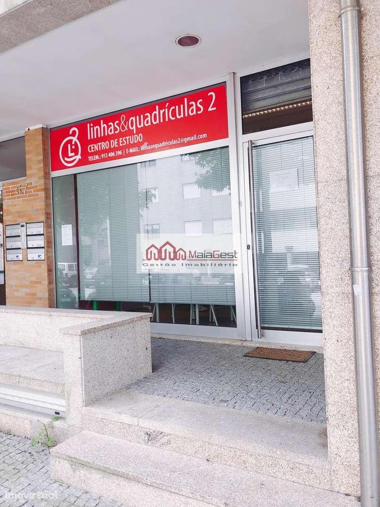 Loja para arrendar, Águas Santas, Porto - Foto 1