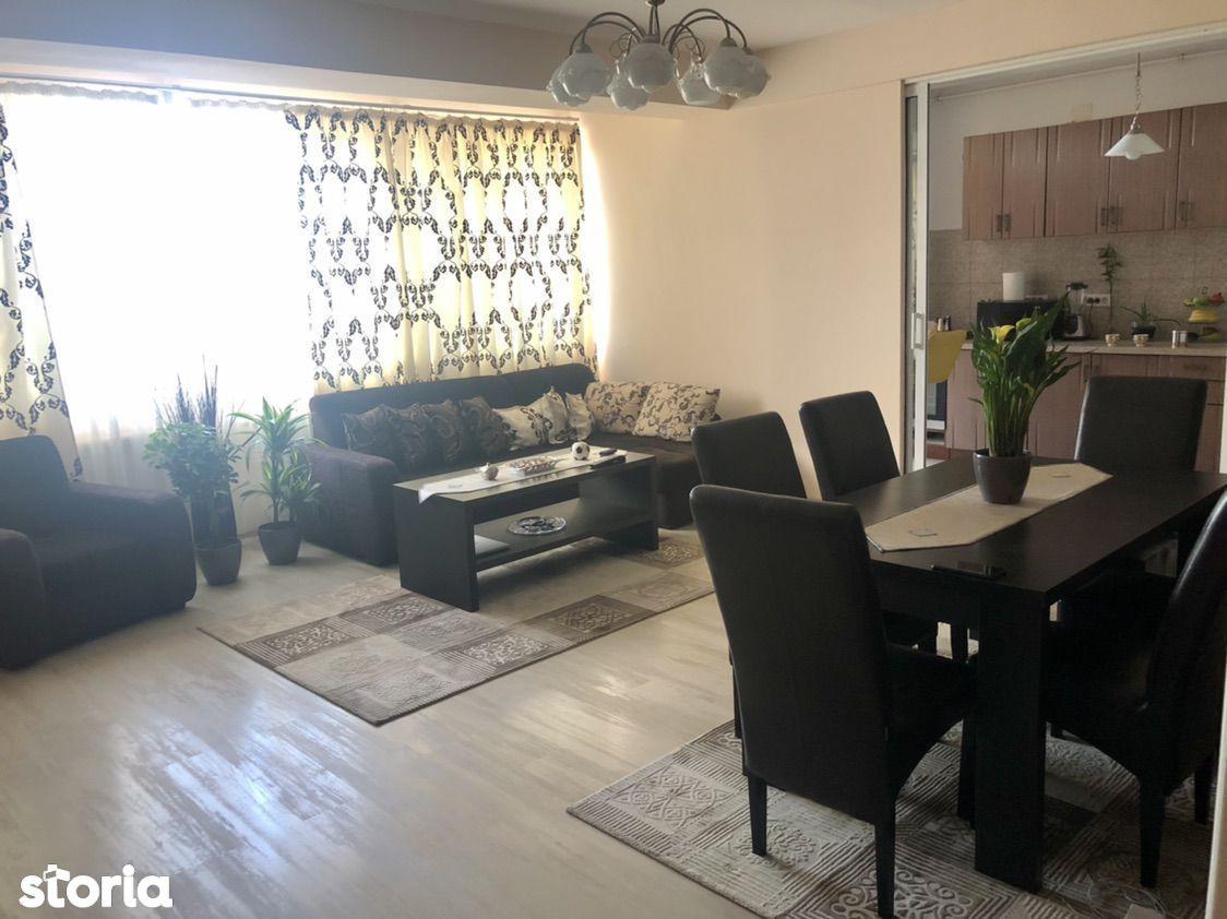 Apartament cu 2 camere de vânzare în Groapa