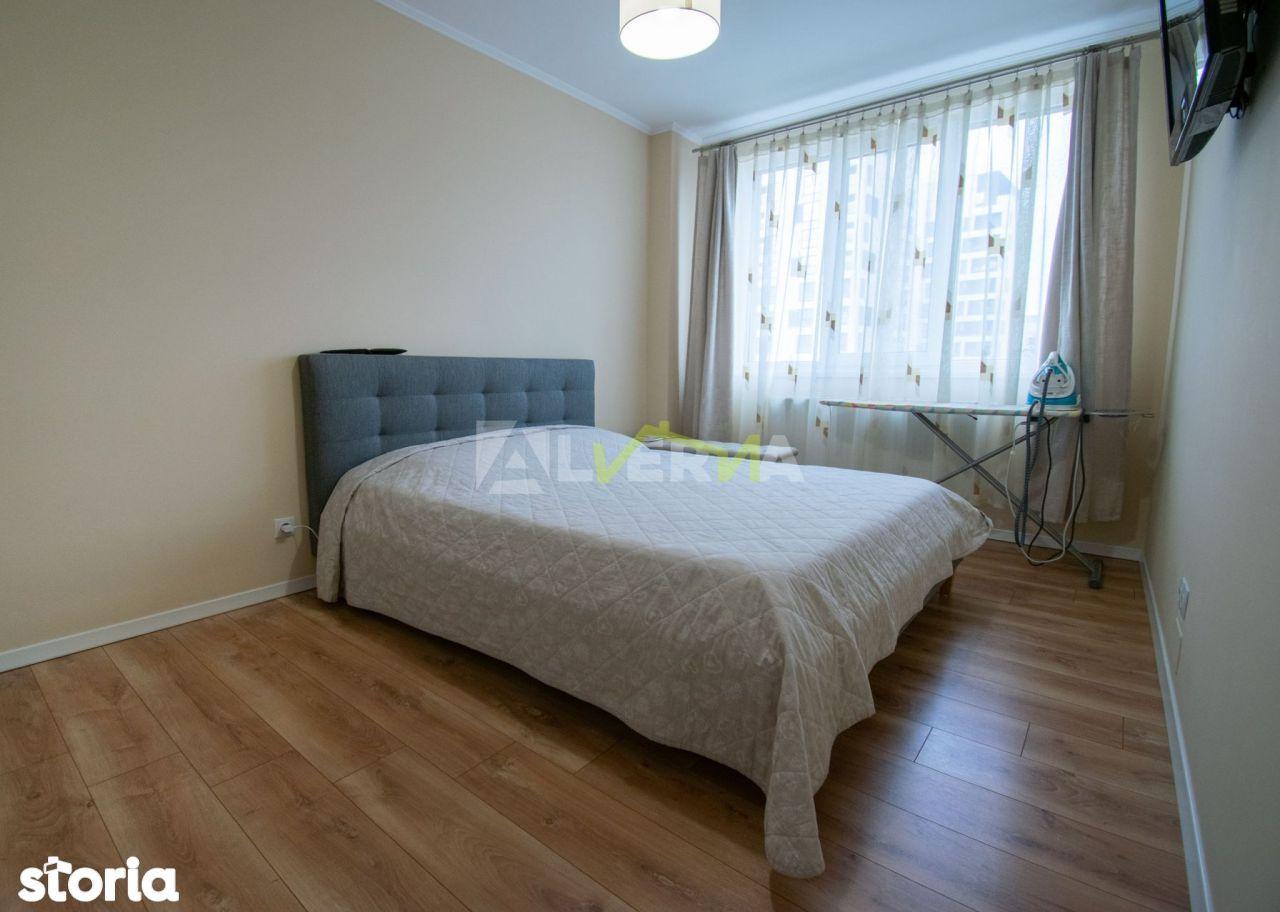 NOU! Apartament 3 camere, dressing, garaj subteran + boxa, zona VIVO