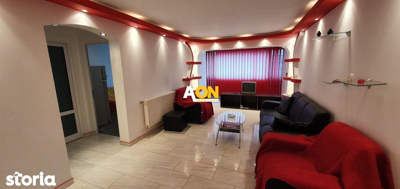 Apartament 2 camere, b-dul Transilvaniei, bloc cu lift