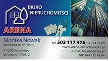 Deweloperzy: Biuro Nieruchomości Arena - Sosnowiec, śląskie