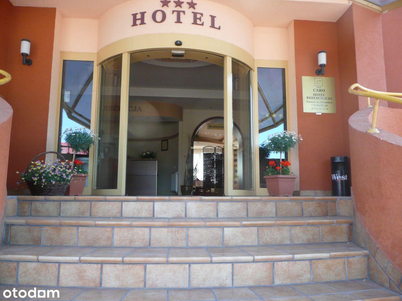 Sprzedam Hotel w Poznaniu