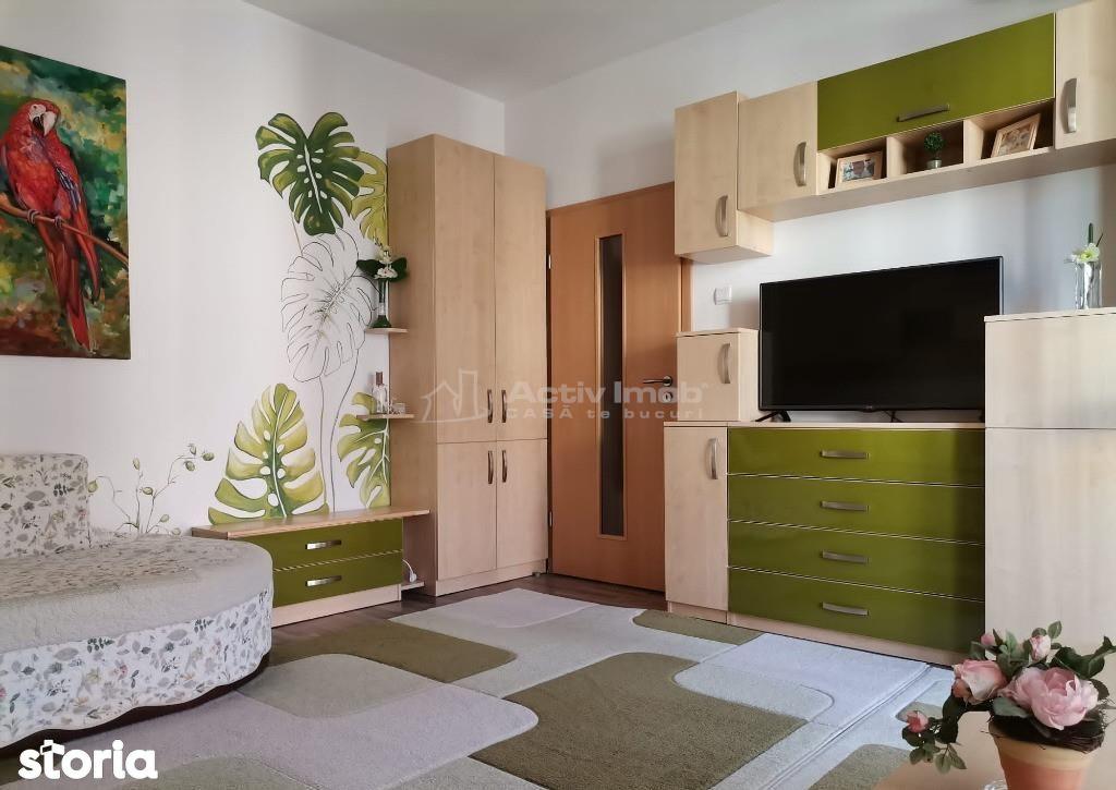 2 camere complex - 60mp-Rosu-decomandat -renovat recent - etaj 2 din 3