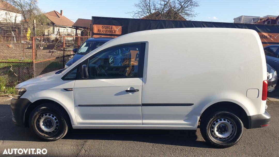 Volkswagen Caddy 2.0 - 22