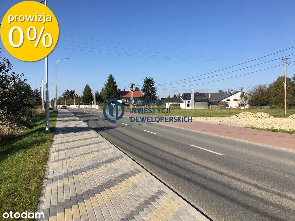 • Nowe Osiedle Mieszkań w Szeregówkach • Taras!