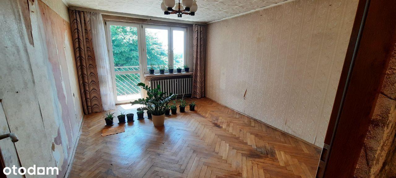Mieszkanie 2 pokojowe do remontu, os. Na Stoku