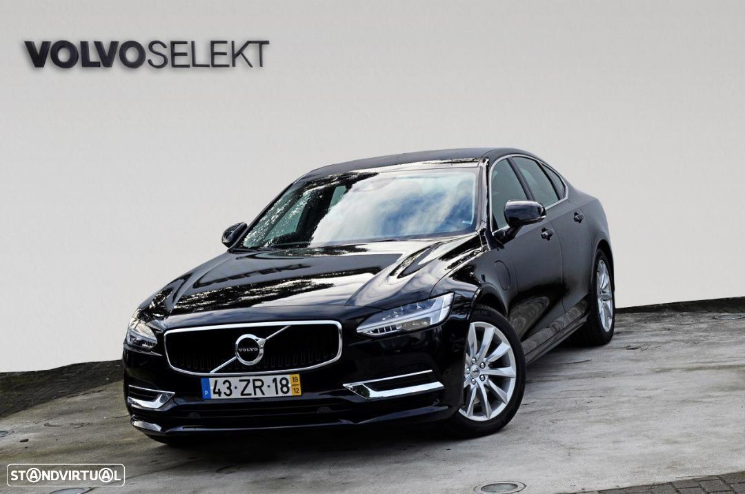 Volvo S90 2.0 T8 Momentum AWD Geartronic - 23