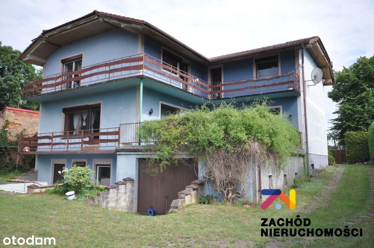 Duży dom nad jeziorem w Lubniewicach!