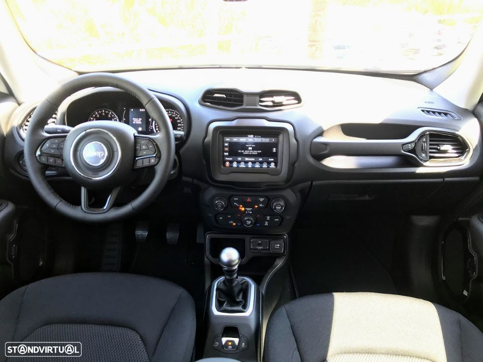 Jeep Renegade 1.0 T Night Eagle - 7