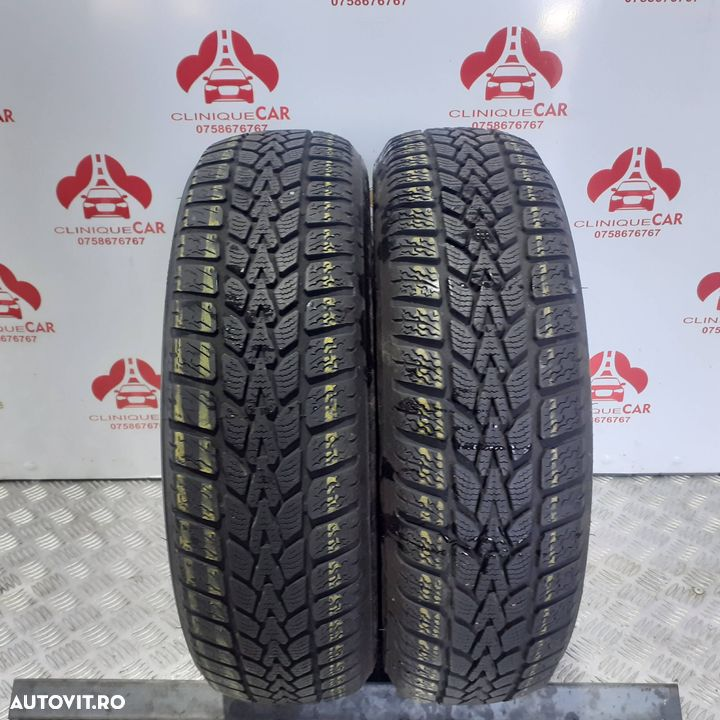 Anvelope Second-Hand 165/65/R15 81T DUNLOP - 2