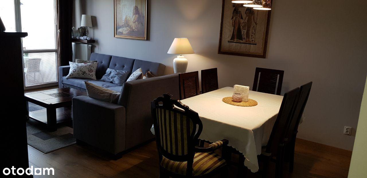 Słoneczne ciepłe 3-pokojowe mieszkanie w Luboniu