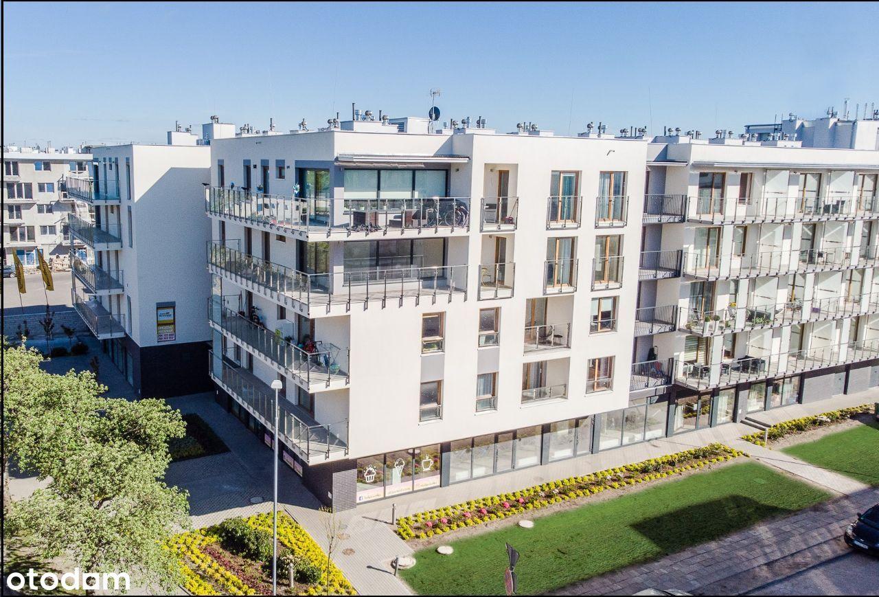 Osiedle Bursztynowe - nowe mieszkania w Kołobrzegu