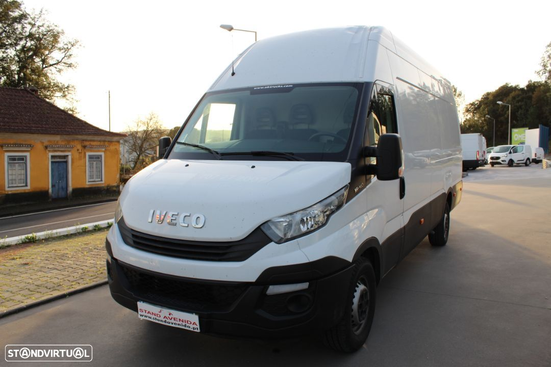 Iveco DAILY 35-140 R/SIMPLES // LONGA - 1